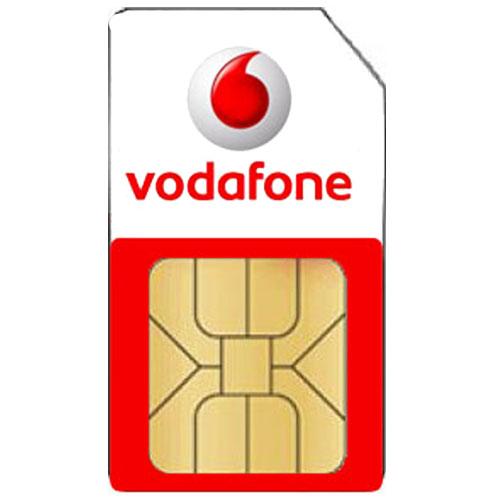 vodafone free karte