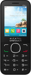 Alcatel Onetouch 20.45 Black