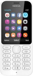 Nokia 222 white