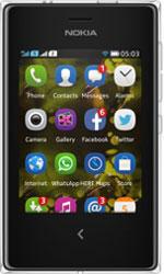 Nokia Asha 503 black
