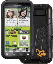 Motorola Defy Plus JCB