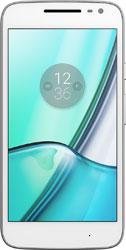 Motorola Moto G4 Play 16GB white