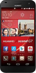 Huawei G7 grey