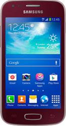 Samsung Galaxy Ace 3 LTE red