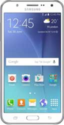 Samsung Galaxy J5 white
