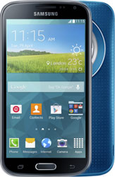 Samsung Galaxy K Zoom blue