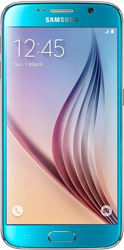 Samsung Galaxy S6 64GB blue