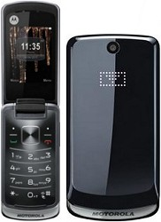 Motorola Gleam black