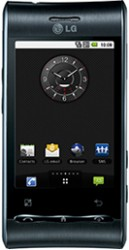LG Optimus GT540 black
