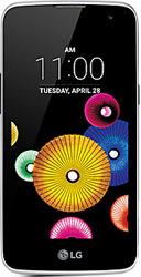 LG K4 indigo black
