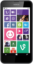 Nokia Lumia 635 black