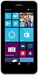 Nokia Lumia 635 white