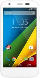 Motorola Moto E 2014 white
