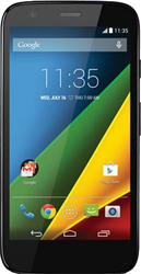 Motorola New Moto G 2014 black