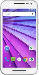 Motorola Moto G 2015 white