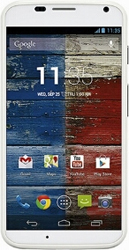 Motorola New Moto X 2014 white