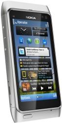 Nokia N8 silver