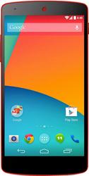 LG Nexus 5 32GB red