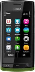 Nokia 500 green
