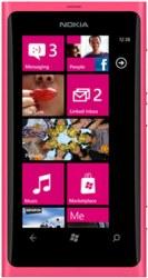 Nokia Lumia 800 pink