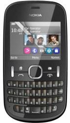 Nokia Asha 200 black