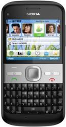 Nokia E5 black
