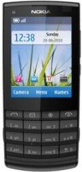 Nokia X3-02 black