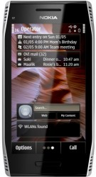 Nokia X7 light