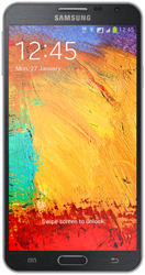 Samsung Galaxy Note 3 Neo black