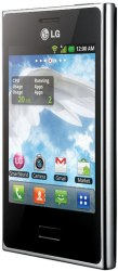 LG Optimus L3 black