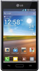 LG Optimus L7 black