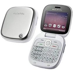 Alcatel OT-810 silver