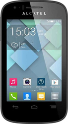 Alcatel Pop C1 black