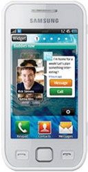 Samsung S5250 white