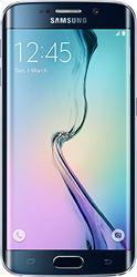 Samsung Galaxy S6 Edge 64GB black