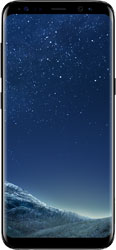 Samsung Galaxy S8 black