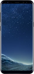 Samsung Galaxy S8 Plus black