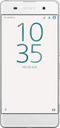 Sony Xperia XA white