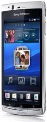 Sony Ericsson Xperia Arc silver