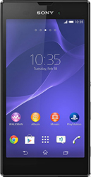 Sony Xperia T3 black