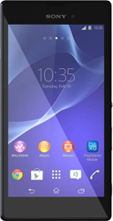 Sony Xperia T3 purple