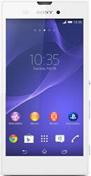 Sony Xperia T3 white