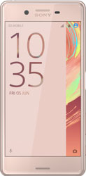 Sony Xperia X 32GB rose gold
