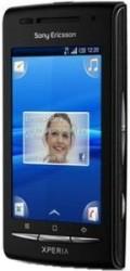 Sony Ericsson Xperia X8 black